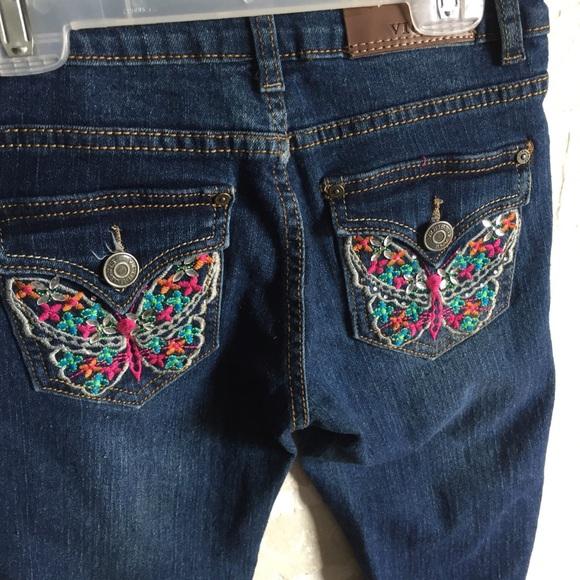 Vigoss Other - Girls size 10 Vigoss denim Capri pants